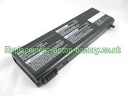 Replacement Laptop Battery for  2000mAh Long life ADVENT 7301, 7201, 7302, 7211,