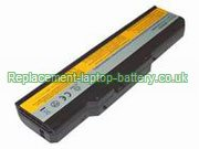 Lenovo L08S6D21, IdeaPad G230, 3000 G230G, 3000 G230 Series Laptop Battery