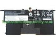Lenovo ASM 45N1702 FRU 45N1703 ThinkPad X1 Carbon 2014 Replacement Laptop Battery