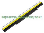 Lenovo L12S4Y51 L12S4Z51IdeaPad M490s K4350A K4350 B4450s Replacement Laptop Battery 4-Cell