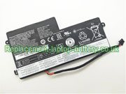 ASM 45N1112  45N1111 FRU 45N1113 ThinkPad  X240S X240 X230S X270 T440S Series Lenovo Replacement Laptop Battery