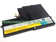 L09M4P16 Battery, Lenovo L09M4P16  IdeaPad U260 Replacement Laptop Battery
