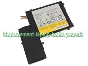 L11M3P01 Battery, Lenovo L11M3P01 IdeaPad U310 Series Ultrabook Battery Replacement