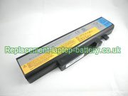 Lenovo L09N6D16, IdeaPad Y460 Replacement Laptop Battery 6-Cell