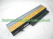 Lenovo L08S6D12, IdeaPad U330 Series Replacement Laptop Battery 6-Cell