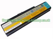 Lenovo IdeaPad Y530 Y510 IdeaPad Y710 Y730 L08P6D11 Laptop Battery