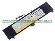 L13N4P01 Battery, Lenovo L13N4P01 L13M4P02 IdeaPad Y50-70 Replacement Laptop Battery