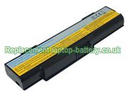 Lenovo 3000 G400 G410 Series ASM BAHL00L6S, FRU 121SS080C Battery