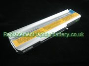 Lenovo 3000 N100 Series FRU 92P1184 92P1183 Replacement Laptop Battery 4400mAh