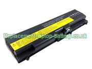 Lenovo 42T4702, 42T4763, 42T4764, ThinkPad SL410, ThinkPad SL510 Reaplcement Laptop Battery