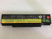 45N1759 Battery, Lenovo FRU 45N1759 ASM 45N1758 ThinkPad E560 E555 E550 Series Replacement Laptop Battery 76+