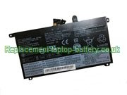 SB10L84123 Battery, Lenovo SB10L84123 00UR892 ThinkPad T570 Replacement Laptop Battery