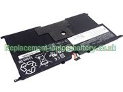 Lenovo ASM SB10F46441 FRU 00HW003  2015 ThinkPad X1 Carbon 3rd Gen Ultrabook Battery Replacement