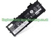 SB10K97587 Battery, Lenovo ASM SB10K97587 FRU 01AV430 ThinkPad X1 Carbon 2017 Replacement Laptop Battery