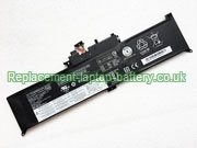01AV433 Battery, Lenovo 01AV433 SB10K97590 ThinkPad Yoga 370 Replacement Laptop Battery