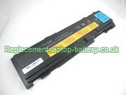 Lenovo FRU 42T4690, FRU 42T4688, ASM 42T4691, 51J0497, ThinkPad T400s T410s Series Replacement Laptop Battery