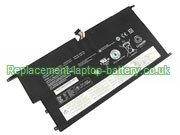 Lenovo 45N1701 ASM 45N1702 FRU 45N1703 ThinkPad New X1 Carbon 14 Thinkpad New X1 Carbon Gen 2; 20A7, 20A8 Version 2014 Series Replacement Laptop Batte
