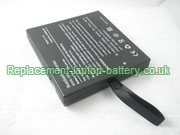 MITAC BP-8599, BP-8X99, MiNote 8399, MiNote 8599 Series, 40007877, 441684400001 Battery 4400mAh 6-Cell