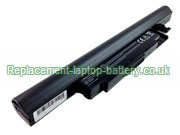 Replacement Laptop Battery for  4400mAh PEGATRON B34FB, B34FD,