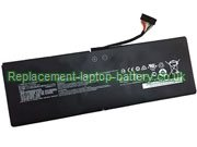 Replacement Laptop Battery for  8060mAh CLEVO GS43VR 7RE, GS43VR,