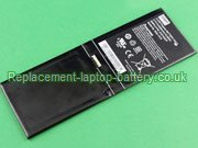 SQU-1015 Battery, SMP SQU-1015 916AT023F Replacement Laptop Battery 3.7V