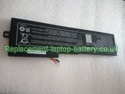 DFN-TVBXXALE2 7.4V Replacement Netbook Battery