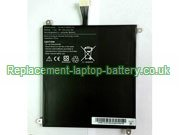 GP-S20-5159B5N-0100 Netbook Battery Replacement 7.4V