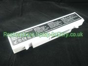 Samsung AA-PB9NS6B, AA-PB9NC6B, AA-PB9NC6W, R467, R468, R522, Q308, Q210, Q310 Q322 Series Replacement Laptop Battery White