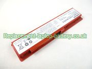 Samsung AA-PB0TC4R, AA-PB0TC4M, NP-N310, N310 Series Battery Red