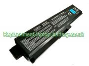 12-Cell Toshiba PA3819U-1BRS, PABAS230, Satellite A660 A660D L630 L650 Series Reaplacement Laptop Battery