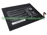PA5123U-1BRS Toshiba Replacement Tablet PC Battery 7.4V