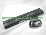 Replacement Laptop Battery for  4400mAh HASEE C52-3S4400-S1B1,