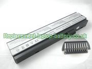Replacement Laptop Battery for  4400mAh AVERATEC 4260, AV4260, 4100AH, 4155EH1,