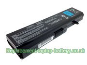PA3780U-1BRS Battery, Toshiba PA3780U-1BRS Satellite T115 T135 Satellite Pro T130 Satellite Pro T110 Series Battery 6-Cell